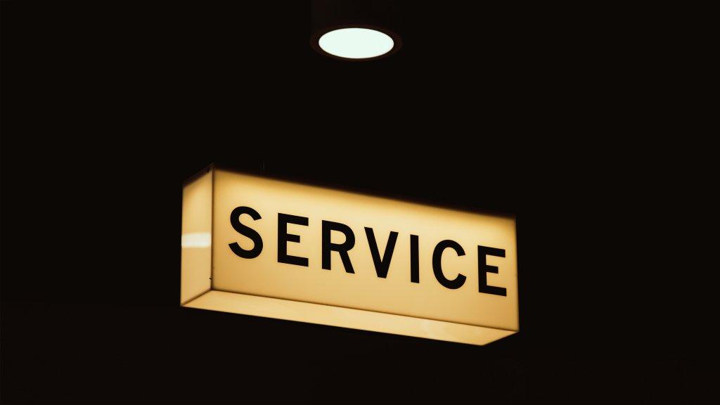 Sales Productivity Drives Service