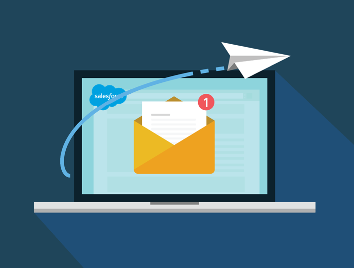 salesforce-email-objects